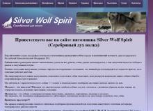 Silver Wolf Spirit